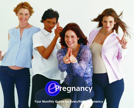 The birth of ePregnancy magazine (2002)