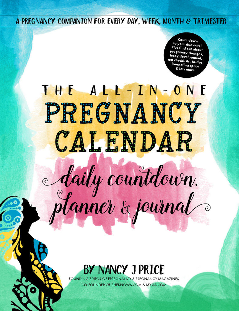 pregnancy calendar with pictures